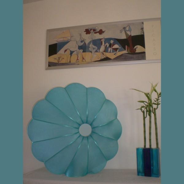Lampe design en soie lampe artisanal tha landaise for Decoration chambre thailandaise