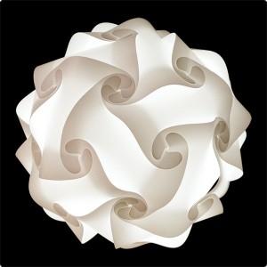 Lampe puzzle IQ grand format