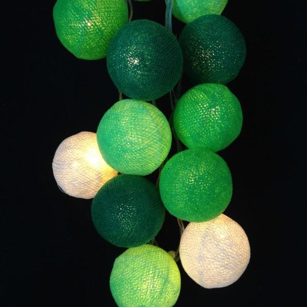 Vert dégradé